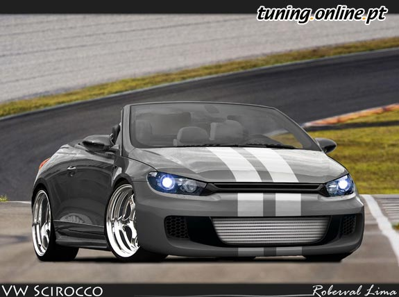 scirocco tuning rldesign vw tuning mag. Black Bedroom Furniture Sets. Home Design Ideas