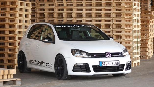 vw golf 5 mcchip 3 628x356 VW Golf R by Mcchip DKR