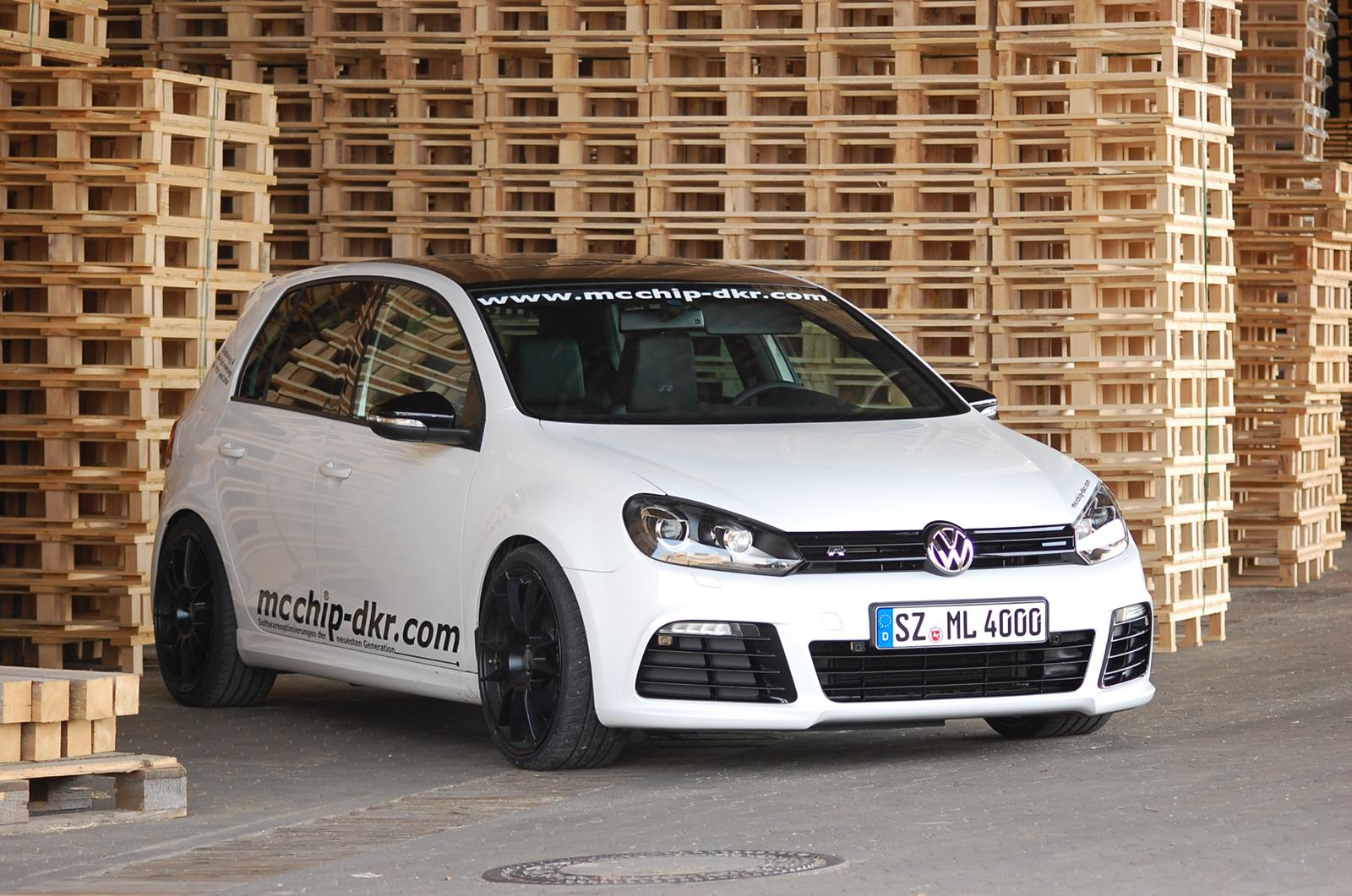 vw golf r by mcchip dkr. Black Bedroom Furniture Sets. Home Design Ideas