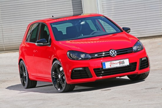 Wimmer RS VW Golf R 2 550x366 Wimmer RS Golf R Red Devil V