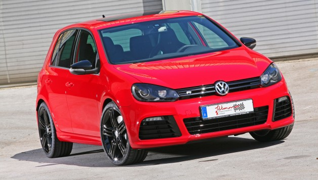 Wimmer RS VW Golf R 2 628x356 Wimmer RS Golf R Red Devil V
