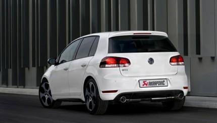 akrapovic exhaust gti 430x244 Akrapovic exhaust system for Golf VI GTI