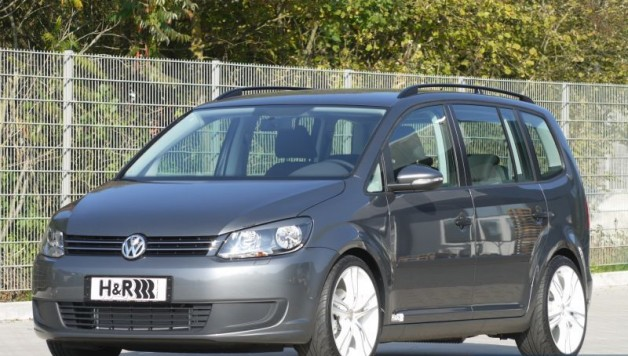 Touran springs 628x356 H&R VW Touran