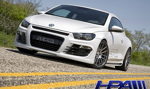 hpa scirocco 28 600x356 HPA Motorsports Scirocco FT565 on the 2010 SEMA Show