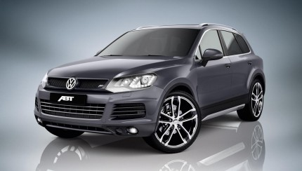 vw touareg abt 2 430x244 The new VW Touareg by Abt