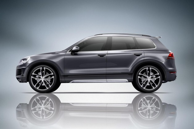 vw touareg abt 3 628x419 The new VW Touareg by Abt