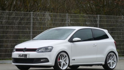 vwpolohr 430x244 H&R Polo GTI: The dynamic wolf in sheeps clothing