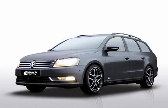 Eibach VW Passat Estate Eibach launch New VW Passat Estate Chassis Upgrades