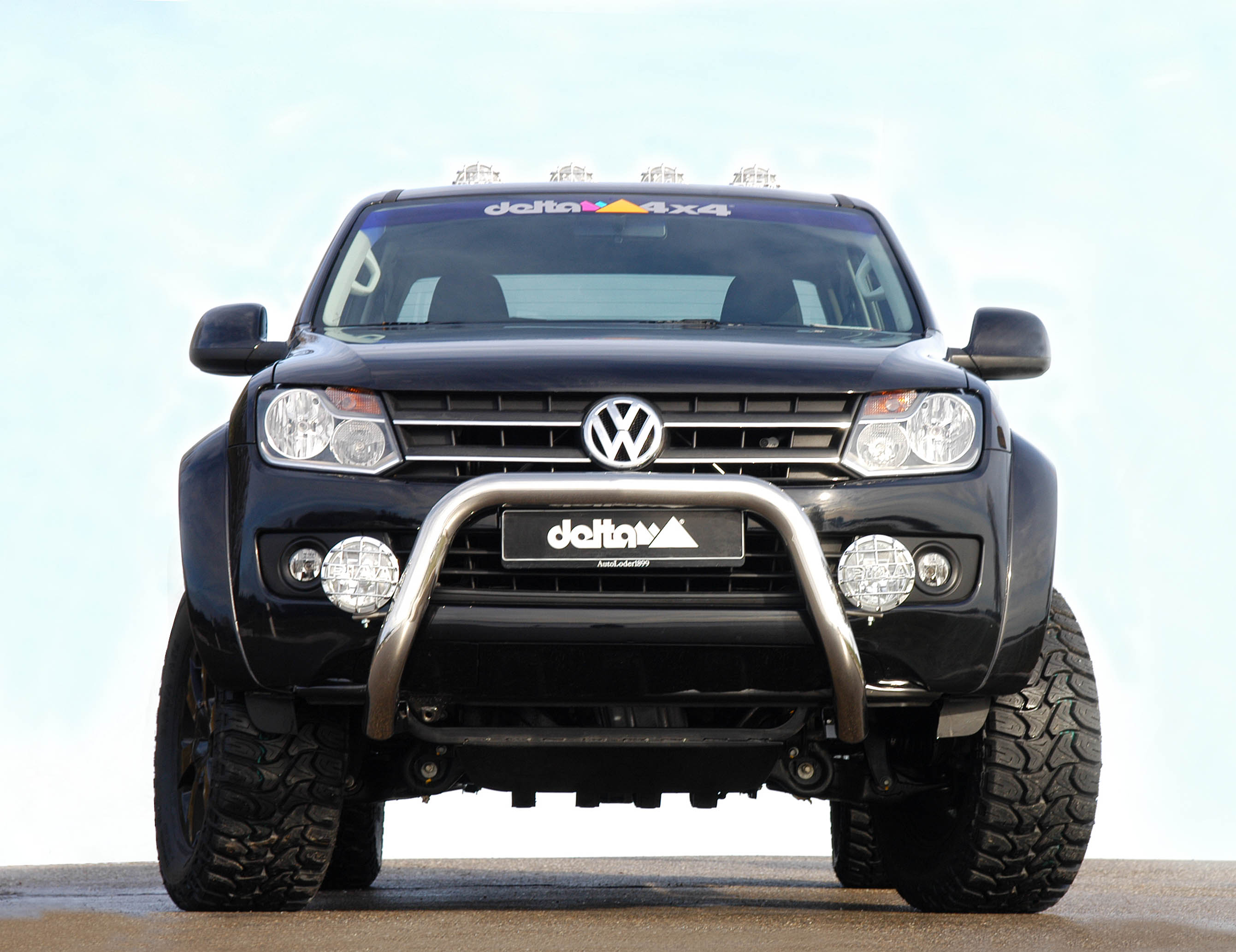 vw amarok delta 4x4 tuning 3 vw tuning mag. Black Bedroom Furniture Sets. Home Design Ideas