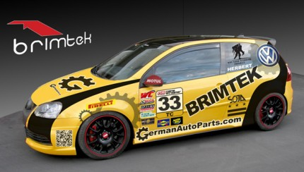 brimtek vw golf 430x244 Brimtek Motorsports Joins the Sport Car Wars