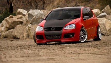 vw golf v gti tuning 4 430x244 James McPeakes 2008 GTI