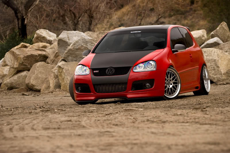 vw golf v gti tuning 4 vw tuning mag. Black Bedroom Furniture Sets. Home Design Ideas