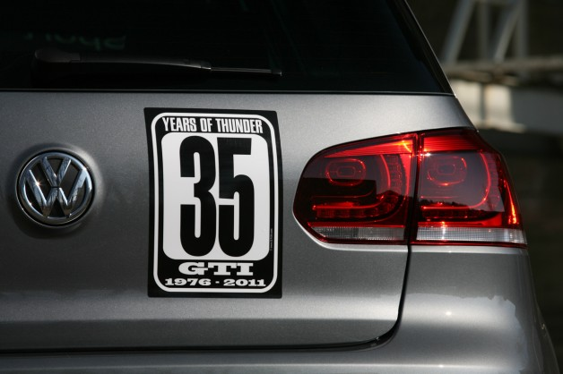 vw GTI35 9 628x418 35 Years of Thunder: VW Golf GTI 1976   2011 from GTI35.com