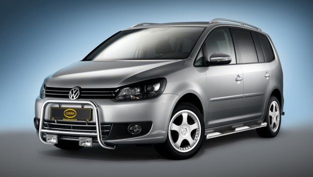 Cobra Spring Kit With Box 628x356 Exclusive Accessories for the VW Touran, Sharan and Caddy