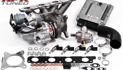 turbo trans 20 tfsi k04 430x244 2.0T FSI S3/Golf R K04 Turbocharger System from APR