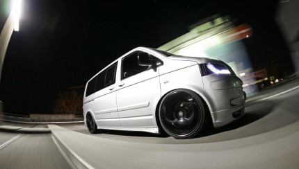 vw t5 tuning 8 430x244 VW T5 by MR Car Design