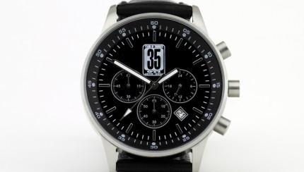 GTI35com Chronograph 430x244 The Chronograph for the 35th Anniversary of the VW Golf GTI
