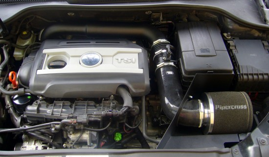 Pipercross Golf 6 Induction System 550x320 Pipercross Golf Mk 6 Intake System