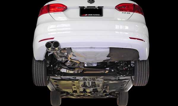 awe mk6 jetta track edition exhaust undercar 600x356 AWE Tuning Mk6 Jetta 2.5L Exhaust Systems