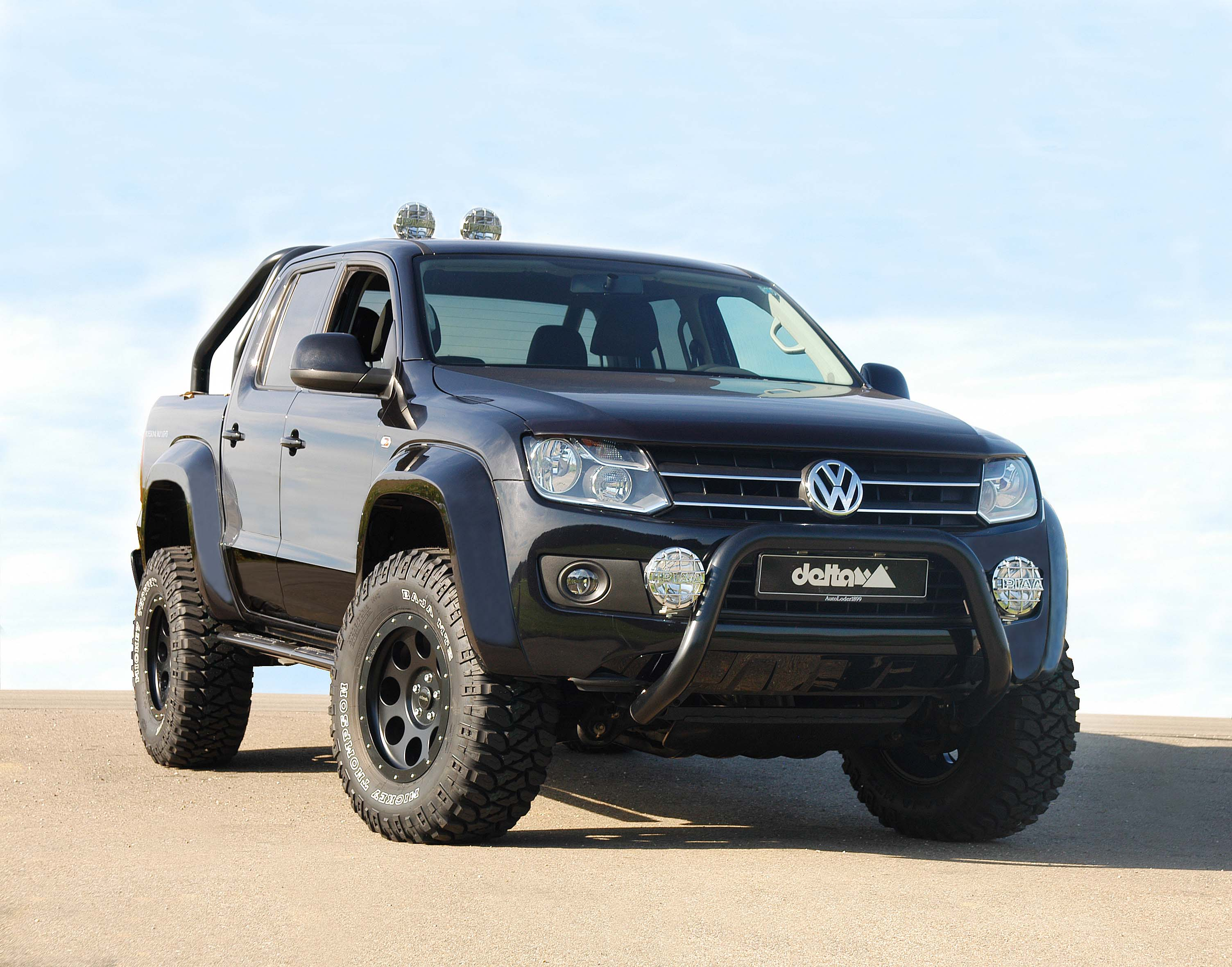 vw amarok beast 1 vw tuning mag. Black Bedroom Furniture Sets. Home Design Ideas