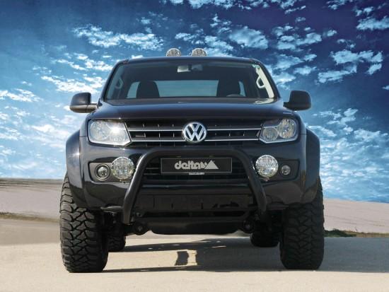 VW Amarok Beast 3 550x413 The Delta Beast