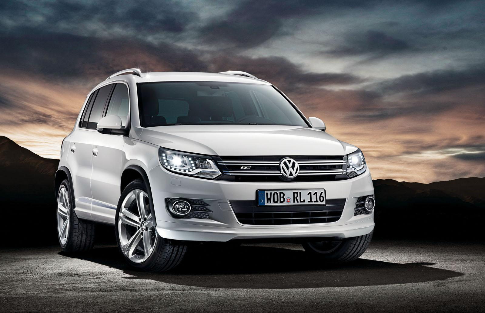 volkswagen tiguan r line accessories. Black Bedroom Furniture Sets. Home Design Ideas