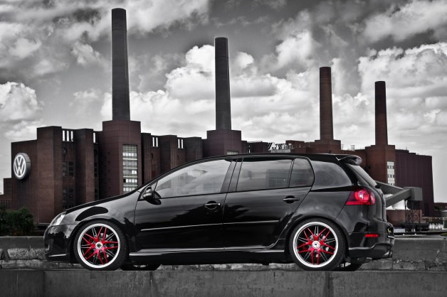 Schmidt Revolution VW Golf GTI MkV 2Carscoop 628x418 Schmidt Revolution Upgrades VW Golf GTI MkV