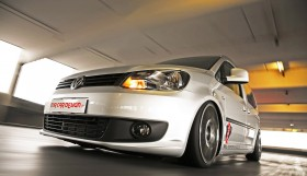 VW Caddy tuning 10 280x161 Volkswagen Caddy by MR Car Design