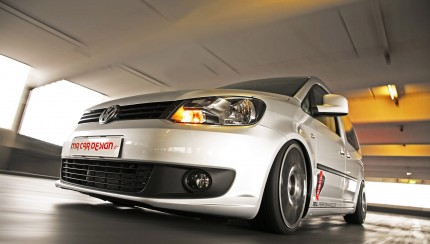 VW Caddy tuning 10 430x244 Volkswagen Caddy by MR Car Design
