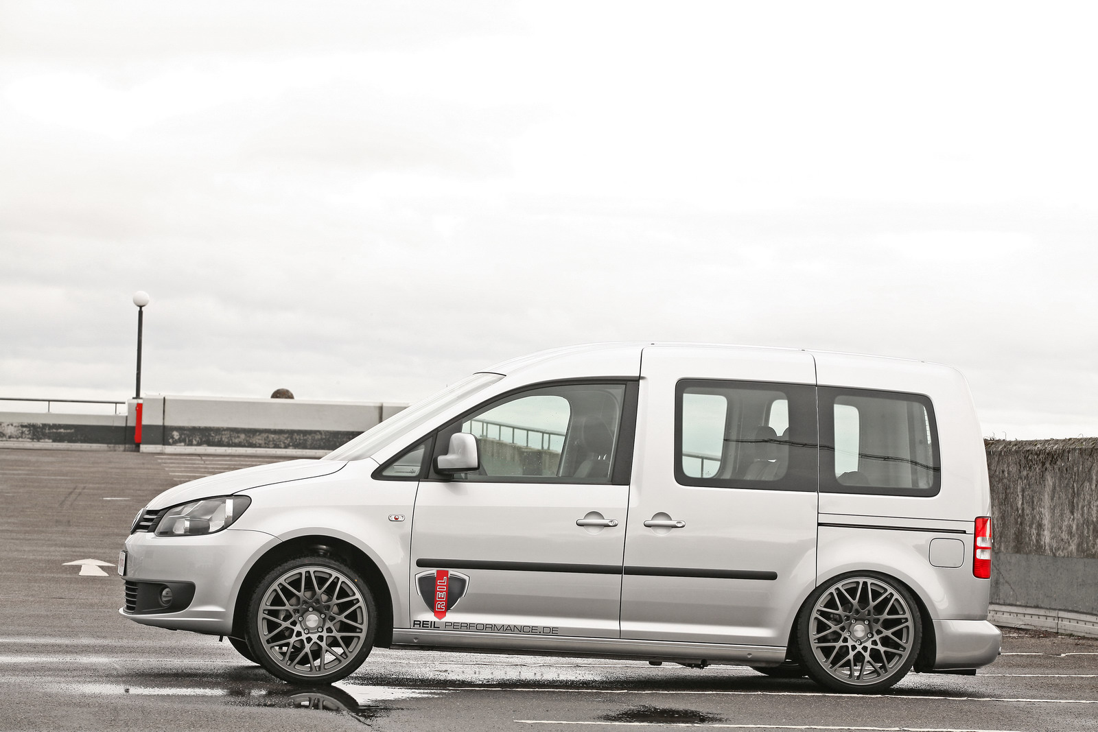 vw caddy tuning  vw tuning mag