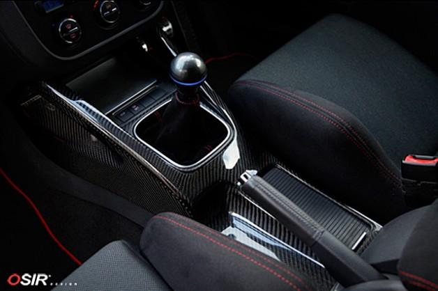 vw scirocco carbon 8 628x418 OSIR Design VW Scirocco