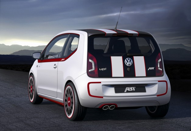 ABT Up Heck 628x429 ABT VW up!