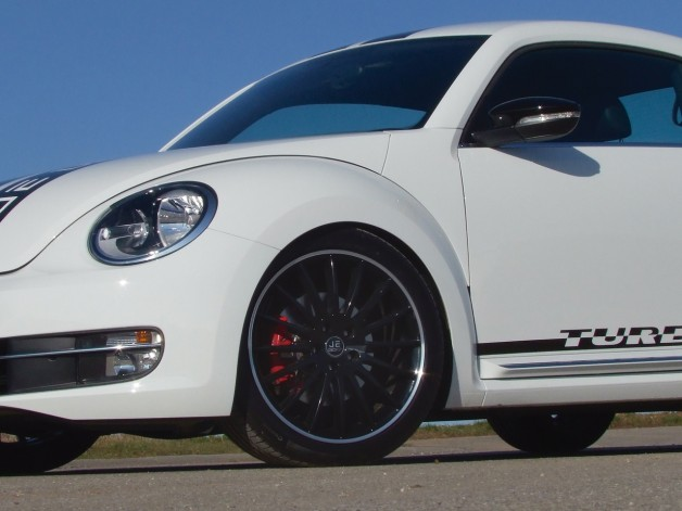 JE DESIGN Beetle 16 Felge 01 628x471 JE DESIGN individualizes the VW Beetle