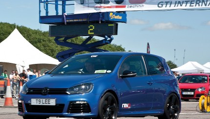 Revo GTI International Startline 430x244 Revo takes headline sponsorship for 25th Anniversary GTI International 2012