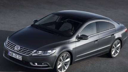 2013 Volkswagen Passat CC Front 430x244 Eibach releases 2012 Passat CC Suspension Enhancements
