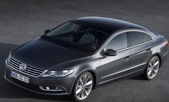 2013 Volkswagen Passat CC Front 588x356 Eibach releases 2012 Passat CC Suspension Enhancements