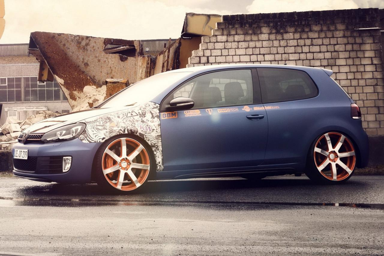 BBM Motorsport Golf VI 1 628x356 Tuned VW GTI