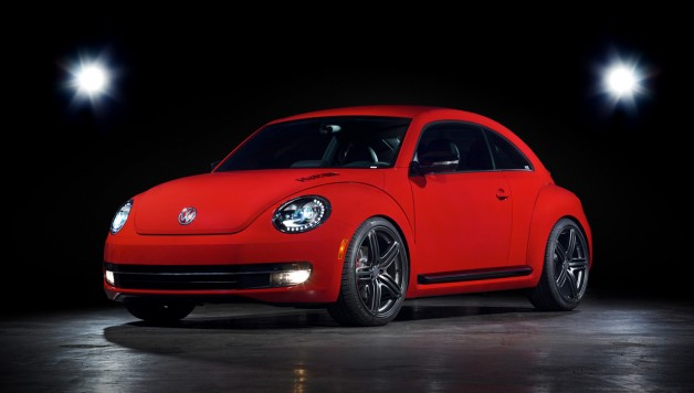 2012 H and R Springs Volkswagen Beetle Turbo Project Studio 1 628x356 H&R Springs Volkswagen Beetle Turbo Project