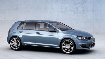 2013 VW Golf Mk7 430x244 What Does the Volkswagen Golf 7 Have to Offer?