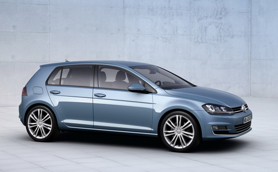 2013 VW Golf Mk7 What Does the Volkswagen Golf 7 Have to Offer?