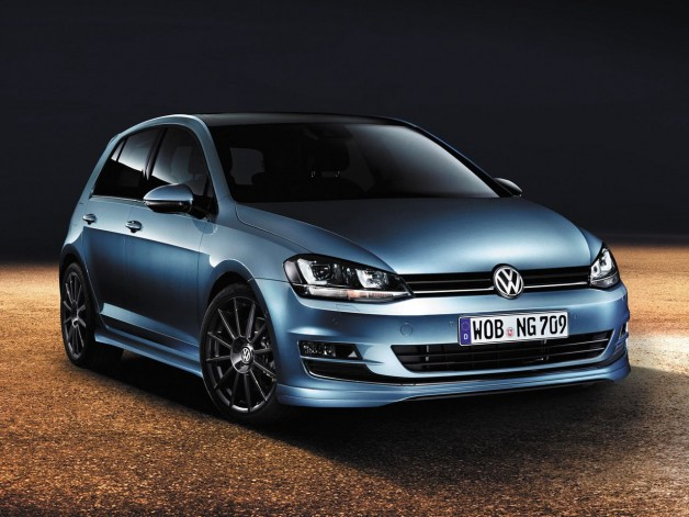 Volkswagen Golf Pack Style 01 628x471 VW Golf VII Style Pack