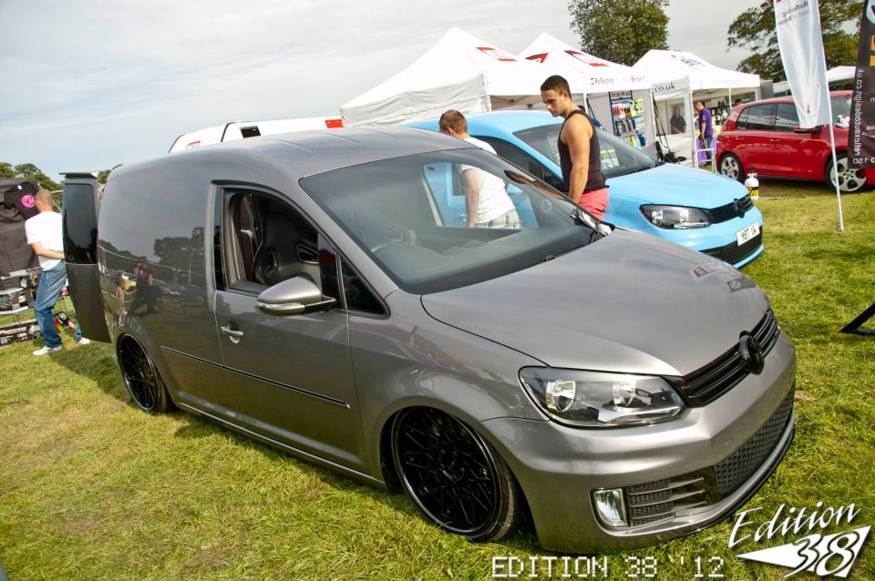 caddy rotiform 1 vw tuning mag. Black Bedroom Furniture Sets. Home Design Ideas