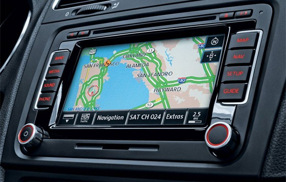 navteq 560x356 Volkswagen Group powers new infotainment systems with NAVTEQ® Map data