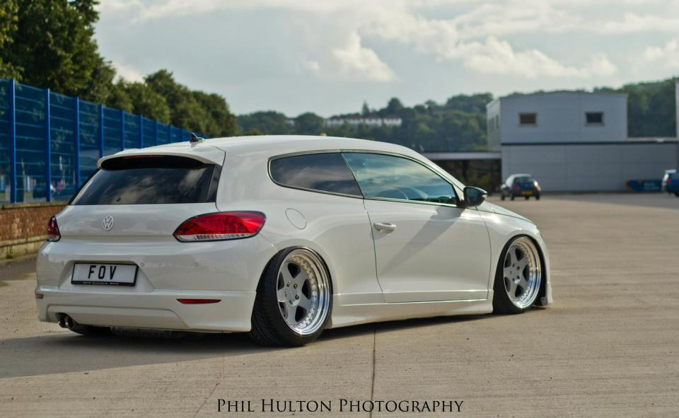 scirocco rotiform 3 VW in Rotiform wheels