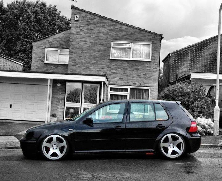 vw golf iv 3 vw tuning mag. Black Bedroom Furniture Sets. Home Design Ideas
