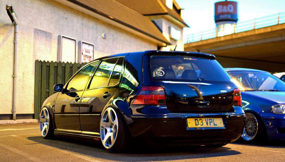 vw golf iv 4 vw tuning mag. Black Bedroom Furniture Sets. Home Design Ideas