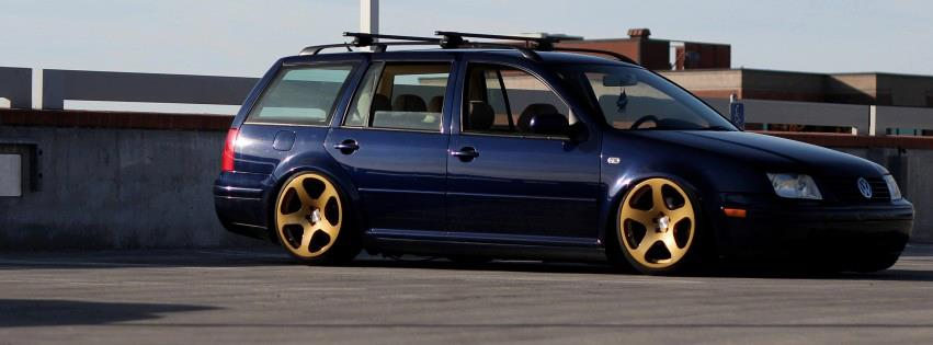 vw golf iv variant rotiform vw tuning mag. Black Bedroom Furniture Sets. Home Design Ideas