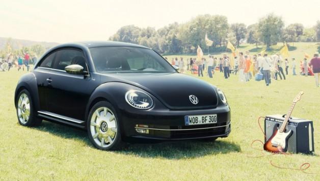 beetle fender edition 1 628x356 Volkswagen Beetle Fender Edition