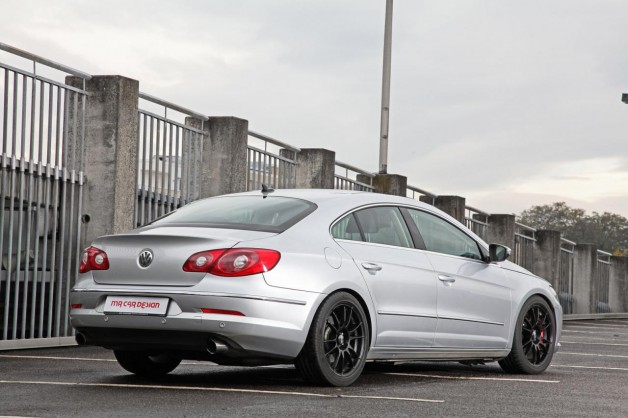 vw passat cc mrcardesign 1 628x418 Volkswagen Passat CC tuned by MR Car Design