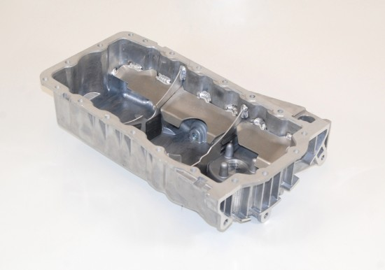 Forge Baffled VAG Sump 550x386 Forge Motorsport VW 1.8T Baffled Sump